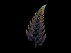 Math leaf