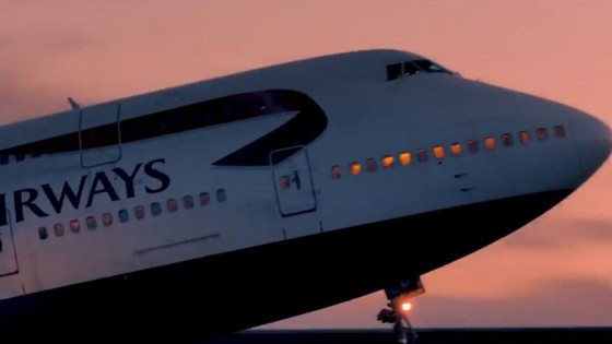 British Airways - The race